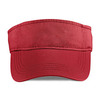 Adult Solid Low-Profile Twill Visor