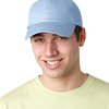 Brushed Cotton Six-Panel Twill Cap